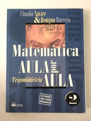 Livro Matemática: Aula Por Aula 2 - Usado