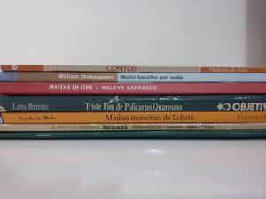 Livros usados - Diversos