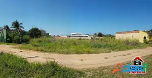 Terreno na Quadra da Praia em Itaipuaçu