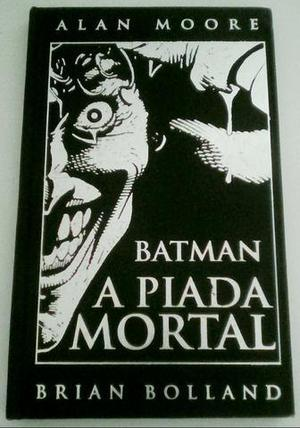 """Vendo """"Batman: A Piada Mortal"""" versão Pocket Edition;"""