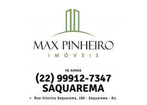 Compra e Venda de Imóveis em Saquarema, Max Pinheiro