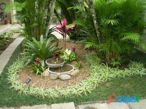 Manutenção jardinagem paisagismo