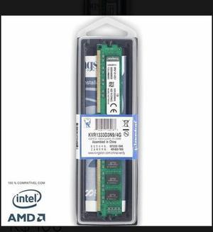 Memória Ram 4gb 2 unidades 1333Mhz