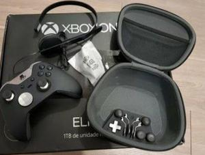 Xbox one elite 1 terá hybrid