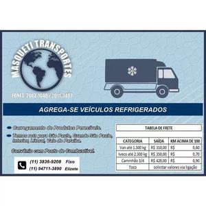 Agrega-se Veículo Refrigerado Imediato Hr Iveco Caminhão