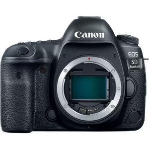 Camera Canon Eos 5d Mark Iv -nova Com Nf-e