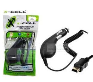Carregador Veicular Celular Motorola V3 Black