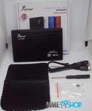 Case para hd notebook novo e com garantia