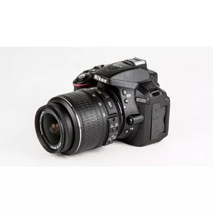 Câmera Nikon D5300 Kit 18-55 + 32gb +bolsa A Pronta Entrega