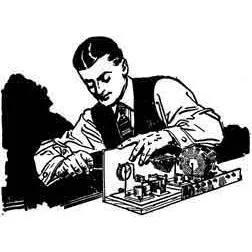 Conserto E Restauração De Rádios E Amplificadores