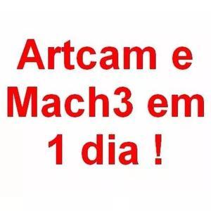 Curso De Artcam E Mach3