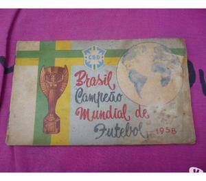 DE 100 ÁLBUNS DE FIGURINHAS ANTIGOS POR R$1500 TUDO