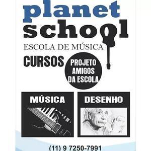 Escola De Musica E Artes