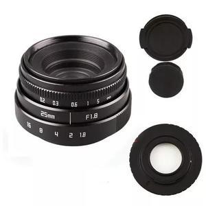 Lente 25mm F1.8 Sony E Mount Para Serie Nex A7s A6000