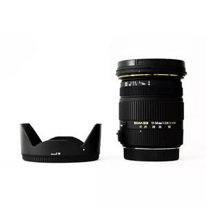 Lente Sigma 17-50mm Canon - F/2.8 Ex Dc Os Hsm Autofoco