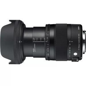 Lente Sigma 17-70mm F/2.8-4 Dc Os Hsm Macro Cont