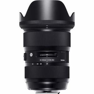 Lente Sigma 24-35mm F/2 Dg Hsm Art Para Nikon - T