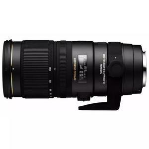Lente Sigma 70-200mm 2.8 Ex Dg Apo Os Hsm Autofoco P/ Nikon