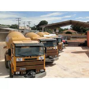 Locação Caminhão Betoneira,bomba De Concreto E Central