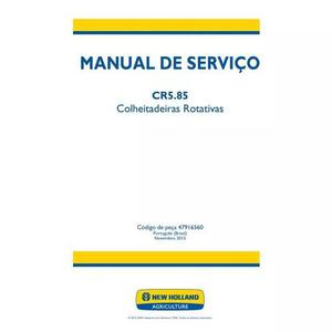 Manual De Servico Oficina New Holland