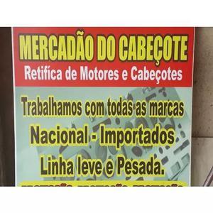 Retifica De Cabecote E Usinag