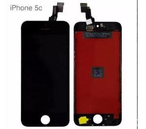 Tela Touch Lcd Iphone 5 5S 5C SE Original Preto Branco