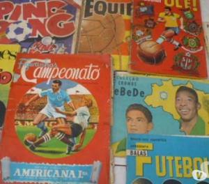 VENDO 460 ÁLBUNS (COMPRO, VENDO E COLECIONO) 1935 A 1980