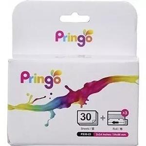 2 Kit Impressão Revelação Pringo P231 Ps30-23 Original