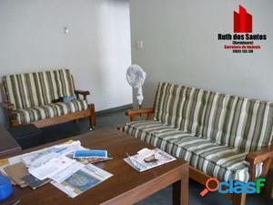 Apartamento com 2 dormitórios - Marapé - Santos