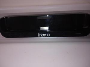 Caixa de Som, Ihome, marca Apple. Caixa de som amplificada,