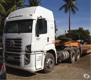 Cavalo Mecânico VW PBT 40 ton. (72000 km) - Vendo Urgente