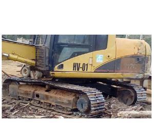 Escavadeira CAT 312 ano 2006 - Com garra florestal
