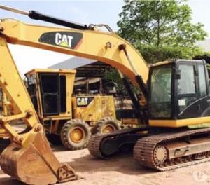 Escavadeira Caterpillar 320dl 2014 Entrada R$ 45.000,00