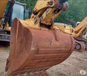 Escavadeira Caterpillar 330d Lme 2008 Entrada R$ 29.250,00