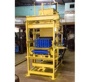 Fabrica de maquina de bloco e artefatos de concreto