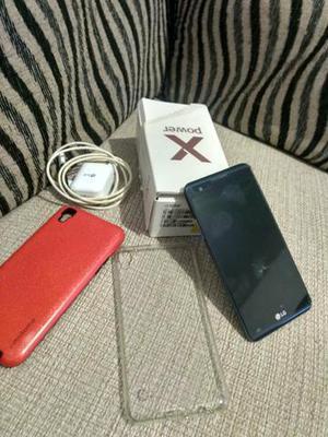 LG x power zerado + nintendo wii completo e zerado