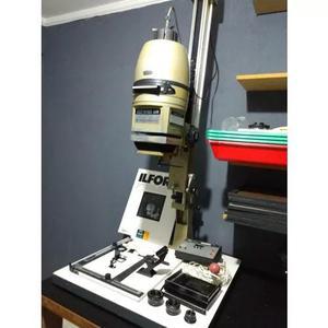 Laboratório P&b Completo E Ampliador Fotográfico Fujimoto