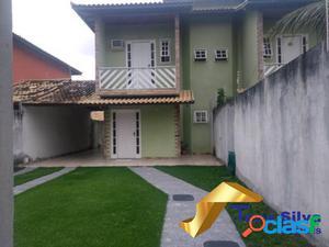 Linda casa Independente 2 suítes com quintal em Cabo Frio