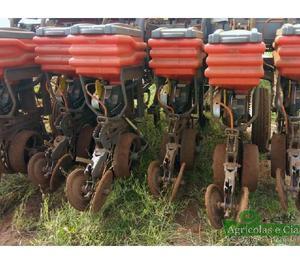 Plantadeira Massey Ferguson 508 HF (7 Linhas de 50!)