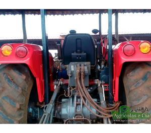 Trator Massey Ferguson 4283 4x4 (Com Lamina e Concha Tatu!)