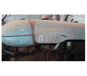 Trator antigo fordson super major 1953 para colecionadores