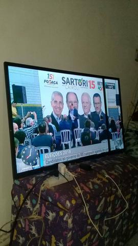 Tv de led full HD 43 polegadas