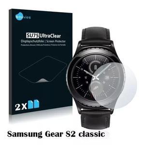 2x Peliculas Savvies® Para Gear S2 / Classic