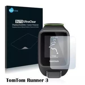 3x Películas Protetoras Para Tomtom Runner 3