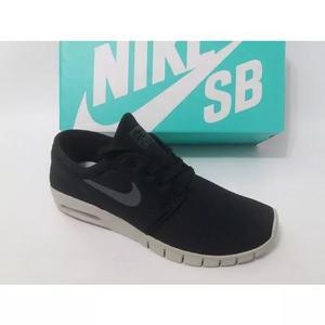 Tênis Nike Sb Stefan Janoski Max L Zoom Original