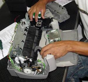 Assistência Técnica e Manutenção em Impressoras e