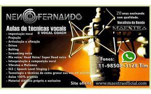 Aulas de canto em São Paulo Capital Zl