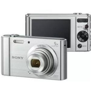 Camera Digital Sony W800 20.1 Mp 5x Zoom Foto Panorâmica.