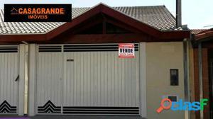 Casa Nova na Vila Industrial, aceita permuta de apartamento