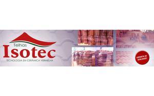 Cerâmica telhas e tijolos Cerâmica Isotec em Criciuma e SC